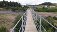 <b>Footbridge over River Breamish